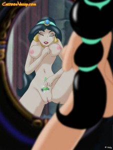 Lovely Jasmine disney porn