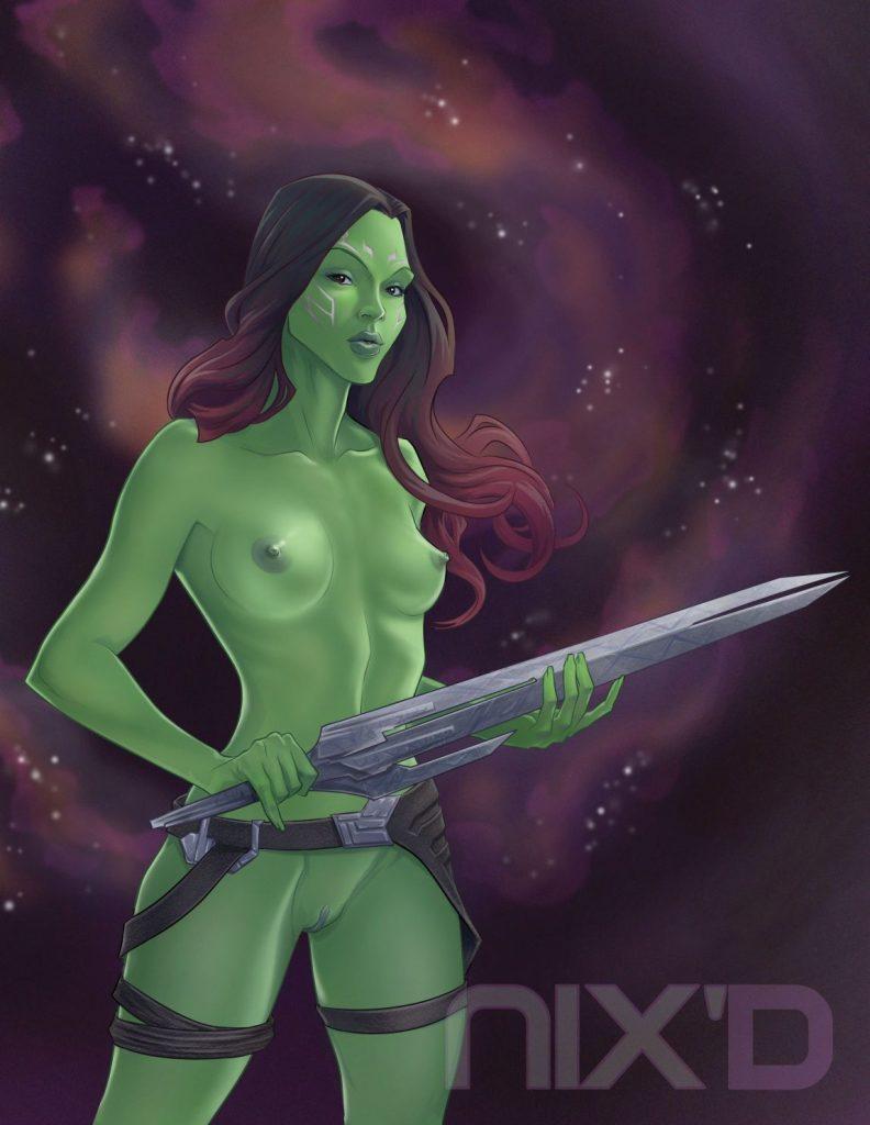 guardians of the galaxy cartoon porn